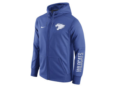 Kentucky Wildcats Nike NCAA Men's Circuit Full Zip Hoodie