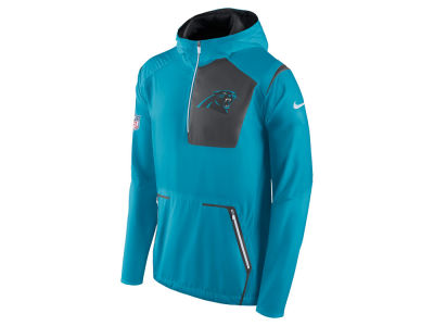 Carolina Panthers Nike NFL Men's Alpha Fly Rush Jacket