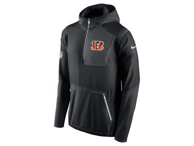Cincinnati Bengals Nike NFL Men's Alpha Fly Rush Jacket