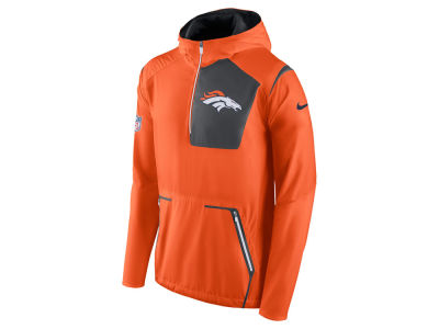 Denver Broncos Nike NFL Men's Alpha Fly Rush Jacket