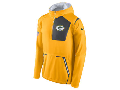 Green Bay Packers Nike NFL Men's Alpha Fly Rush Jacket