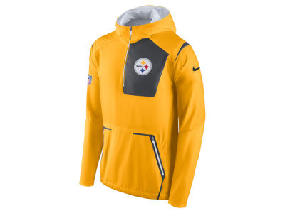 Pittsburgh Steelers Nike NFL Men's Alpha Fly Rush Jacket