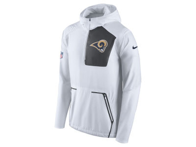 Los Angeles Rams Nike NFL Men's Alpha Fly Rush Jacket