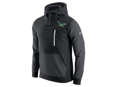 Philadelphia Eagles Nike NFL Men's Historical Fleece Pullover Hoodie