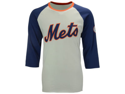 New York Mets '47 MLB Men's Veterans Bicentennial Raglan Shirt