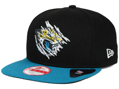 Jacksonville Jaguars Blake Bortles New Era NFL Athlete Designed 9FIFTY Snapback Cap