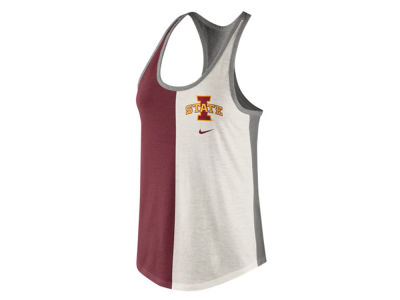 Iowa State Cyclones Nike NCAA Women's Tri Divide Tank