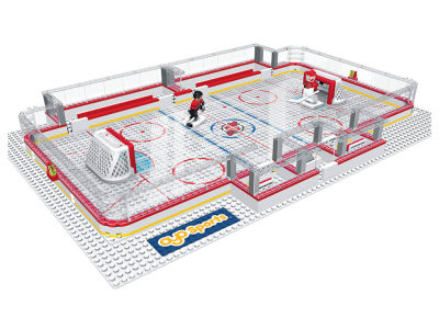 New Jersey Devils OYO OYO Full Rink Set