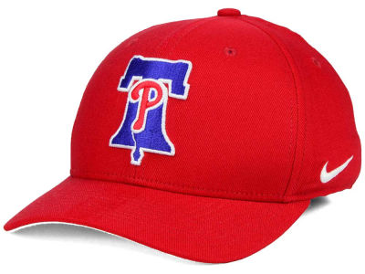 Philadelphia Phillies Nike MLB Ligature Swoosh Flex Cap