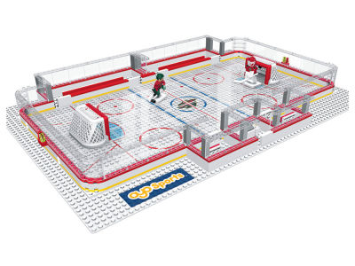 Minnesota Wild OYO Full Rink Set