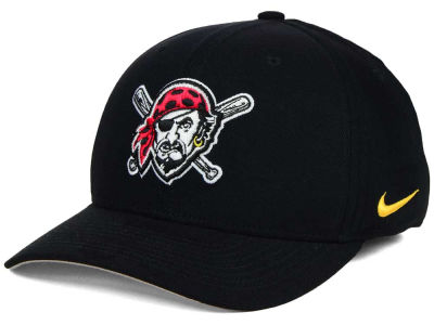 Pittsburgh Pirates Nike MLB Ligature Swoosh Flex Cap