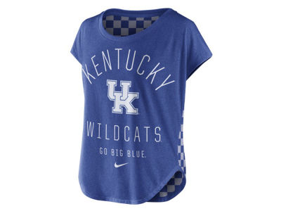 Kentucky Wildcats Nike NCAA Women's Triblend Gameday Signal Top