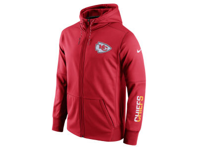Kansas City Chiefs Nike NFL Men's Circuit Full Zip Hoodie