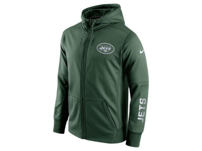 New York Jets Nike NFL Men's Circuit Full Zip Hoodie