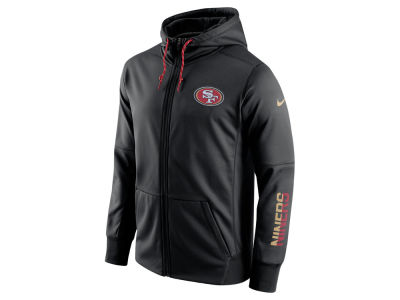 San Francisco 49ers Nike NFL Men's Circuit Full Zip Hoodie