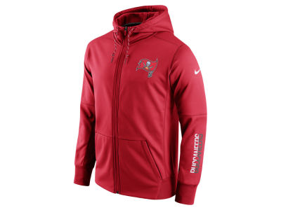 Tampa Bay Buccaneers Nike NFL Men's Circuit Full Zip Hoodie