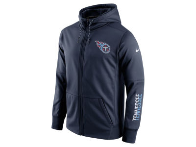 Tennessee Titans Nike NFL Men's Circuit Full Zip Hoodie