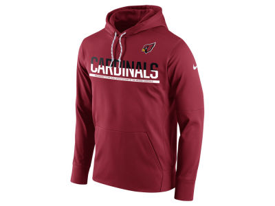 Arizona Cardinals Nike NFL Men's Circuit Pullover Hoodie