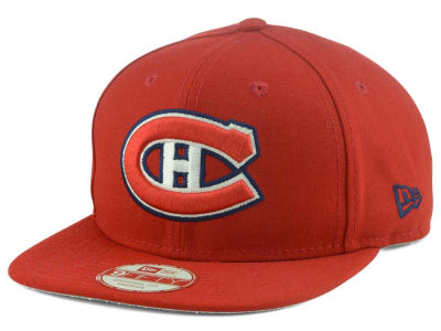 Montreal Canadiens New Era NHL Title Detailer 9FIFTY Snapback Cap