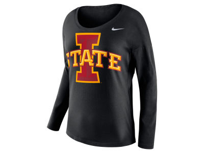 Iowa State Cyclones Nike NCAA Women's Tailgate Long Sleeve Top