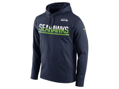 Seattle Seahawks Nike NFL Men's Circuit Pullover Hoodie
