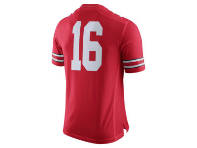 Ohio State Buckeyes #16 Nike NCAA Men's Limited Football Jersey