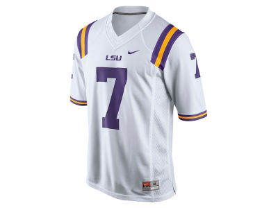 LSU Tigers Nike NCAA Men's Limited Football Jersey