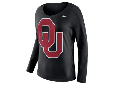 Oklahoma Sooners Nike NCAA Women's Tailgate Long Sleeve Top