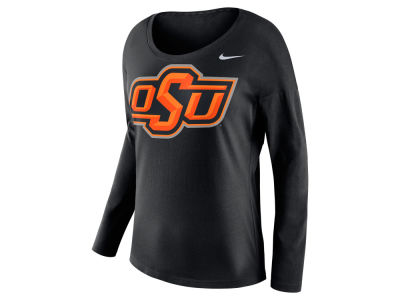Oklahoma State Cowboys Nike NCAA Women's Tailgate Long Sleeve Top