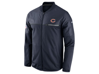 Chicago Bears Nike NFL Men's Elite Hybrid Jacket