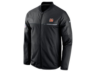 Cincinnati Bengals Nike NFL Men's Elite Hybrid Jacket
