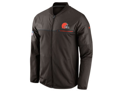 Cleveland Browns Nike NFL Men's Elite Hybrid Jacket