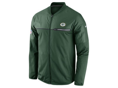Green Bay Packers Nike NFL Men's Elite Hybrid Jacket