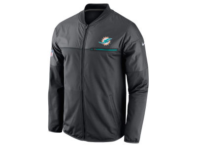 Miami Dolphins Nike NFL Men's Elite Hybrid Jacket