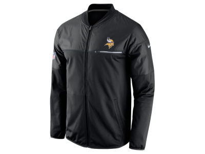 Minnesota Vikings Nike NFL Men's Elite Hybrid Jacket