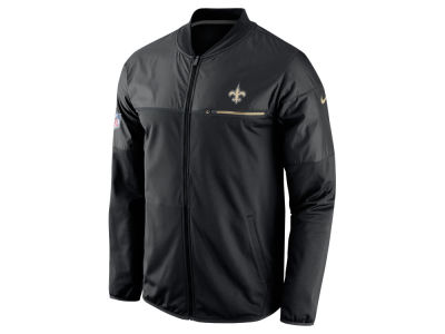 New Orleans Saints Nike NFL Men's Elite Hybrid Jacket