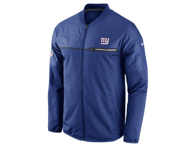 New York Giants Nike NFL Men's Elite Hybrid Jacket