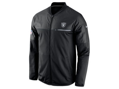 Oakland Raiders Nike NFL Men's Elite Hybrid Jacket