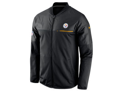 Pittsburgh Steelers Nike NFL Men's Elite Hybrid Jacket