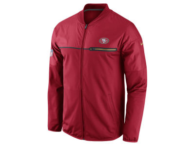 San Francisco 49ers Nike NFL Men's Elite Hybrid Jacket