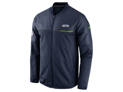 Seattle Seahawks Nike NFL Men's Elite Hybrid Jacket