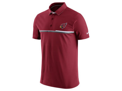 Arizona Cardinals Nike NFL Men's Elite Polo Shirt