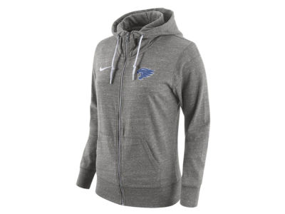 Kentucky Wildcats Nike NCAA Women's Tailgate Gym Vintage Full Zip Hoodie