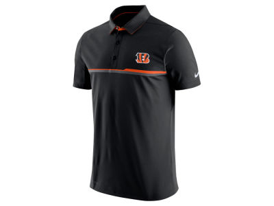 Cincinnati Bengals Nike NFL Men's Elite Polo Shirt