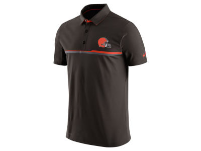Cleveland Browns Nike NFL Men's Elite Polo Shirt