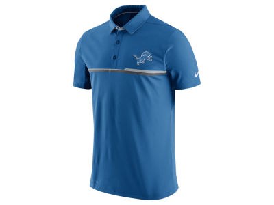 Detroit Lions Nike NFL Men's Elite Polo Shirt
