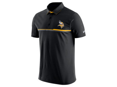 Minnesota Vikings Nike NFL Men's Elite Polo Shirt