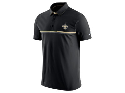 New Orleans Saints Nike NFL Men's Elite Polo Shirt