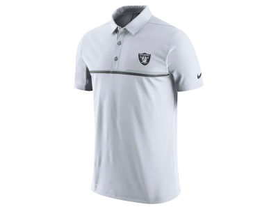 Oakland Raiders Nike NFL Men's Elite Polo Shirt