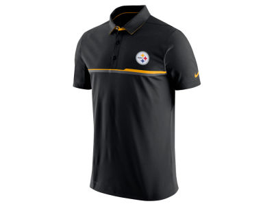 Pittsburgh Steelers Nike NFL Men's Elite Polo Shirt